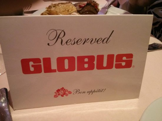 Ayre Hotel Sevilla : Reserved for Globus