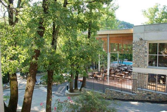 Hotel Review g d Reviews Les Blachas Salavas Ardeche Rhone Alpes