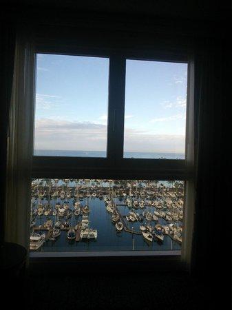 Hawaii Prince Hotel Waikiki: 部屋からの眺め