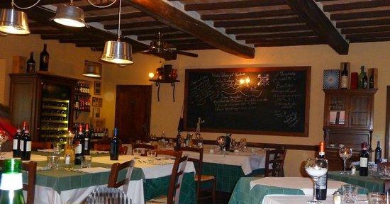 Trattoria Toscana Al Vecchio Forno: Trattoria Al Vecchio Forno...