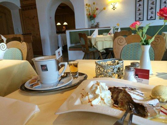 Hotel Weinbauer: at the restorant