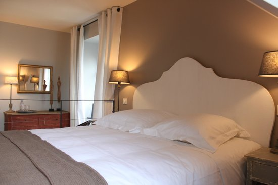 Villa Pen Prad : La chambre Guédel