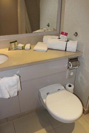 The Morrison, a DoubleTree by Hilton Hotel: Bathroom