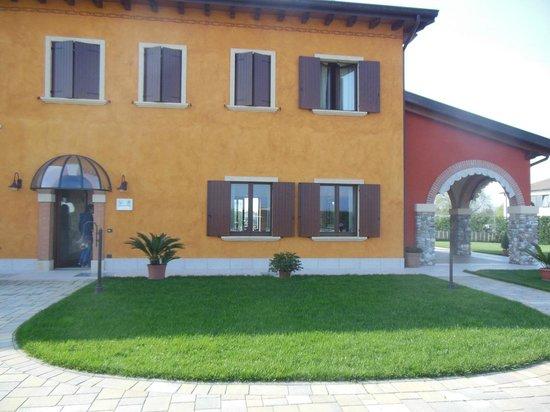 Agriturismo Bacche di Bosco : entrada do hotel