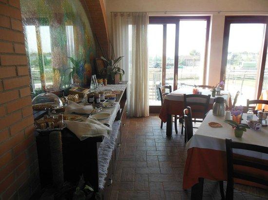 Agriturismo Bacche di Bosco : café-da-manhã