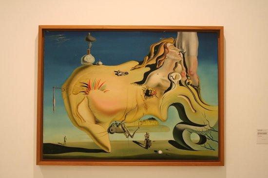 Musée Reina Sofía : O Grande Masturbador - Dali