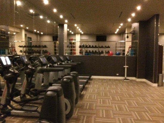 Waldorf Astoria Panama: Gym