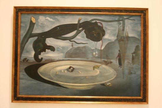 Musée Reina Sofía : O enigma de Hitler - Dali