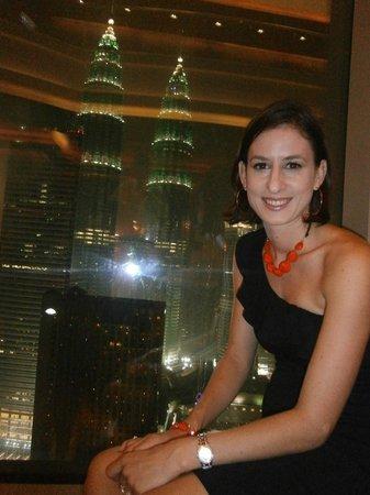 Impiana KLCC Hotel: view from bar