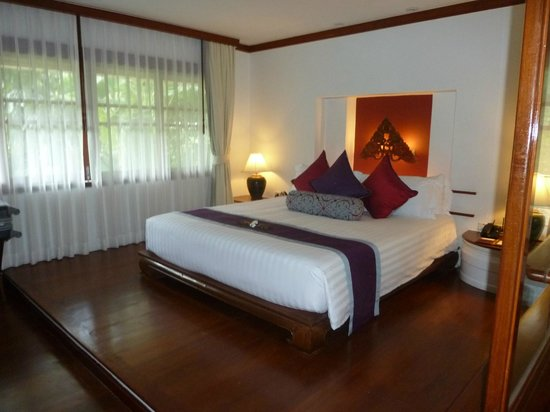 Santiburi Beach Resort & Spa: Zimmer / Suite