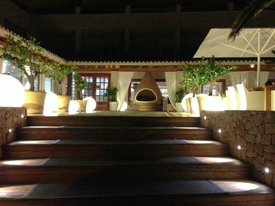 Hotel Tahiti: Ingresso Hotel