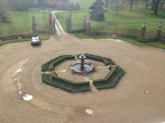 Champneys Henlow: View from our room