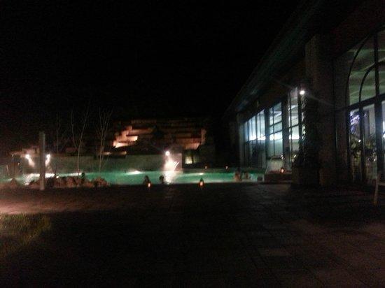 la piscina coperta - Picture of Roseo Euroterme Wellness Resort ...