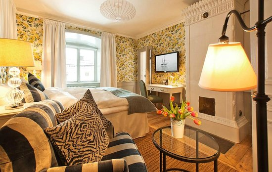 Rosersbergs Slottshotell: Sovrum 205 Kavaljersflygeln