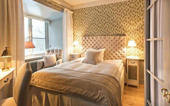 Rosersbergs Slottshotell: Sovrum 208 Kavaljersflygeln