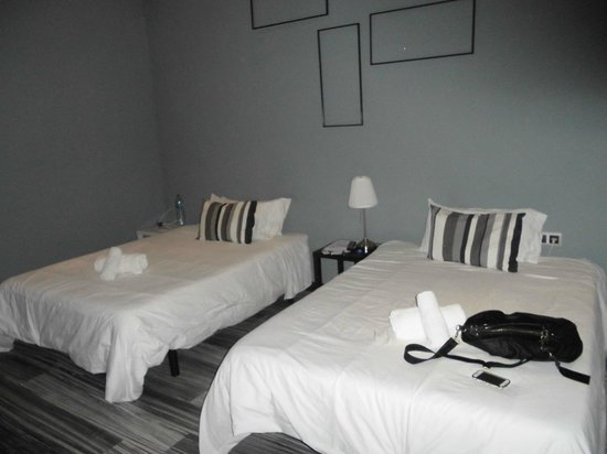 Hostal Boutique Khronos: hab. cuadruple
