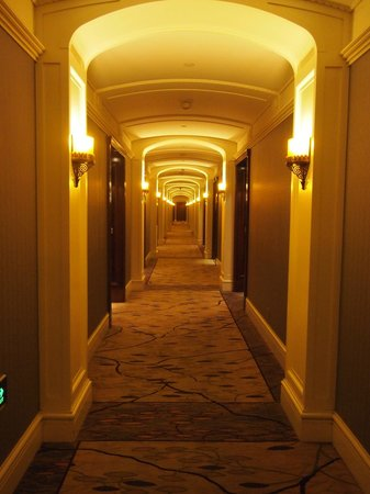Fairmont Peace Hotel: Room alley