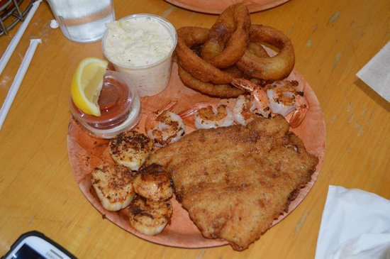 Fish Shack: YUM!