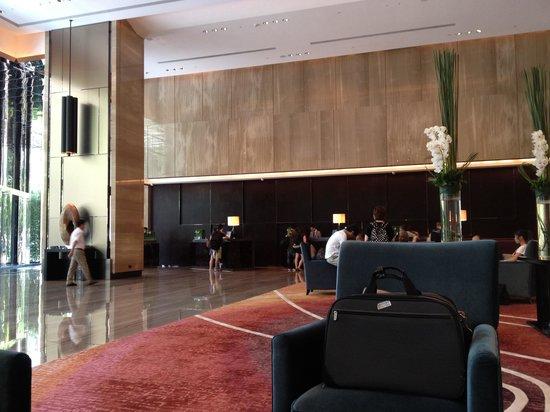 Hilton Guangzhou Tianhe: lobby