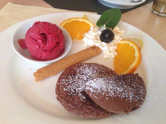 Restaurant Beaulieu: Tagesdessert