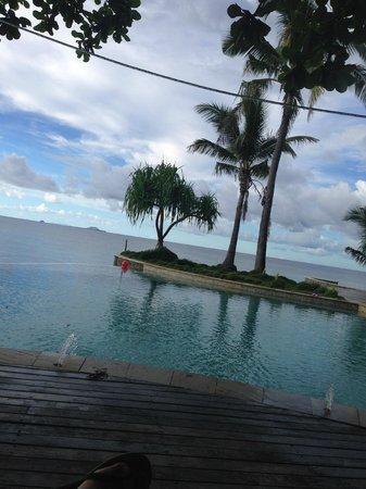 Treasure Island Resort: pool
