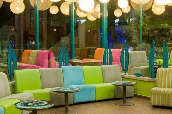 U Sunrise Club Eilat: lobby
