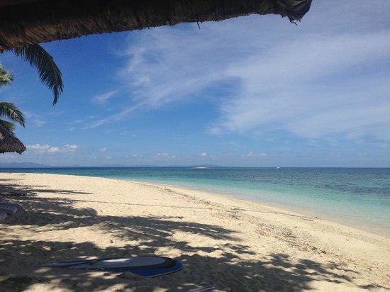 Treasure Island Resort: beachside (near boatshed)