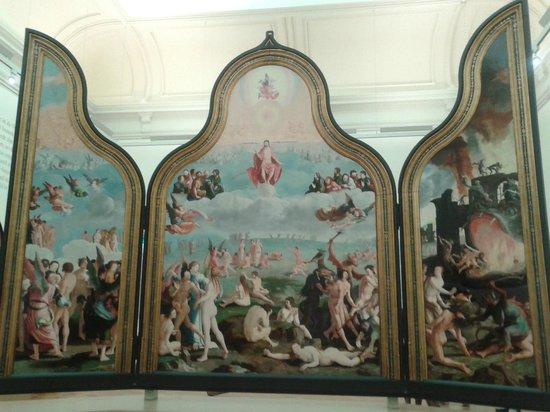 Museum De Lakenhal: Triptych