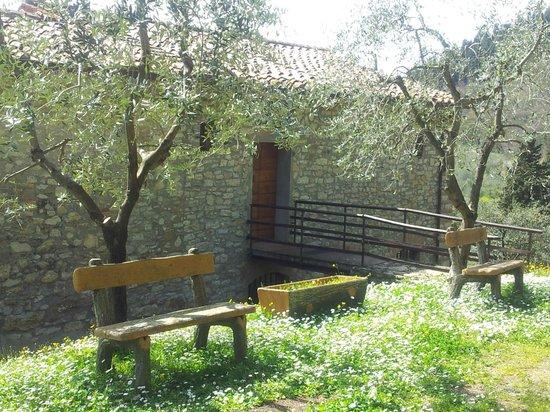 Agriturismo San Giorgio : struttura principale