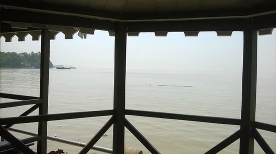 Hotel Punyalakshmi: View from the Shack