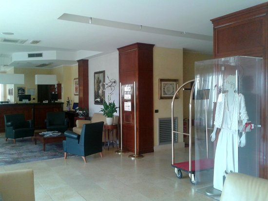 BEST WESTERN Hotel Antico Termine: Reception