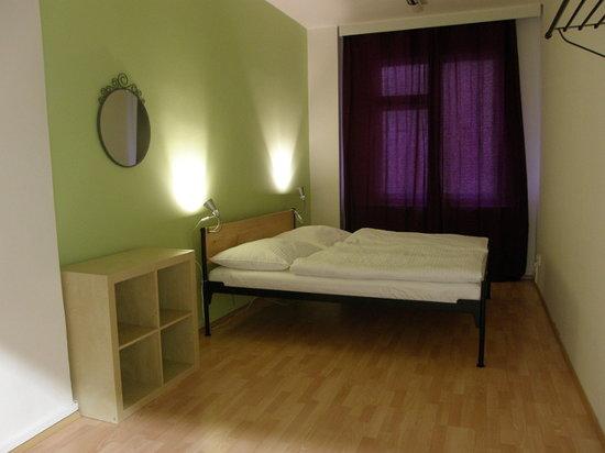 Mojo Inn: Double room