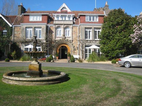 Longueville Manor: Longyeville Manor, St Saviour, Jersey