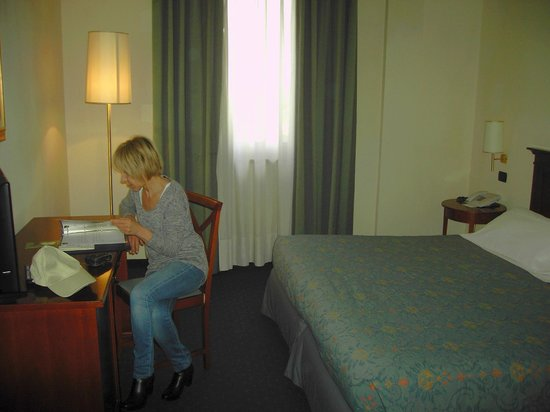 BEST WESTERN Hotel Antico Termine: La camera