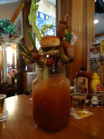 Sobelman's Pub & Grill: the Beast
