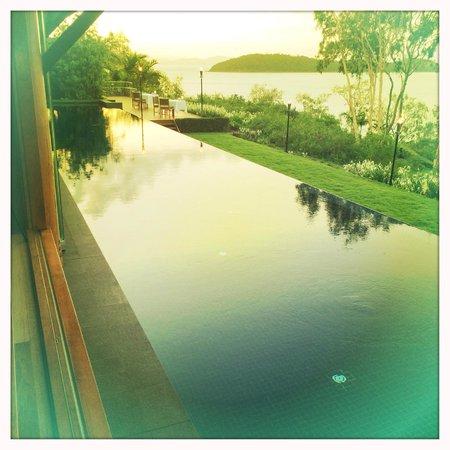 Qualia Resort: Views