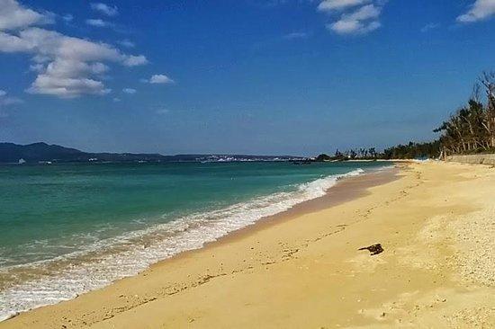 ベストウェスタン沖縄幸喜ビーチ, ビーチにて