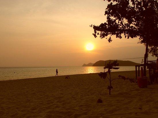 Da Kanda Villa Beach Resort: coin mer