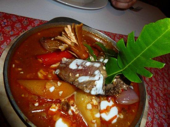 Spirit House Restaurant: Restaurant