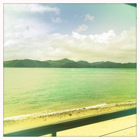 Qualia Resort : Views!