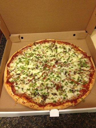 pizza ! - picture of mila pizza, berwick - tripadvisor