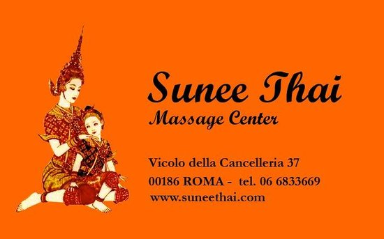 Sunee Thai Massage Center