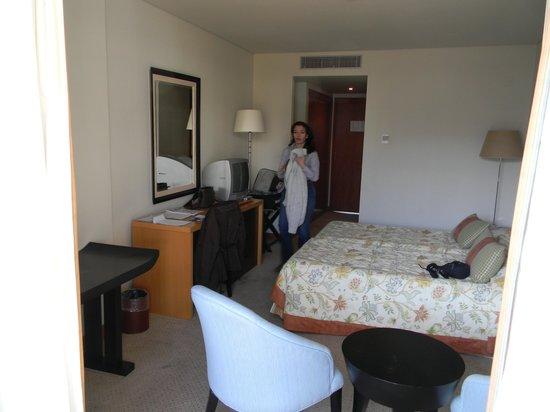 Royal Garden Hotel : quarto 345