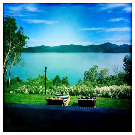 Qualia Resort : Views