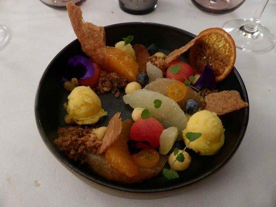 La Fleur de Thym : Dessert
