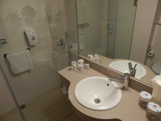 Lot Spa Hotel: В ванной