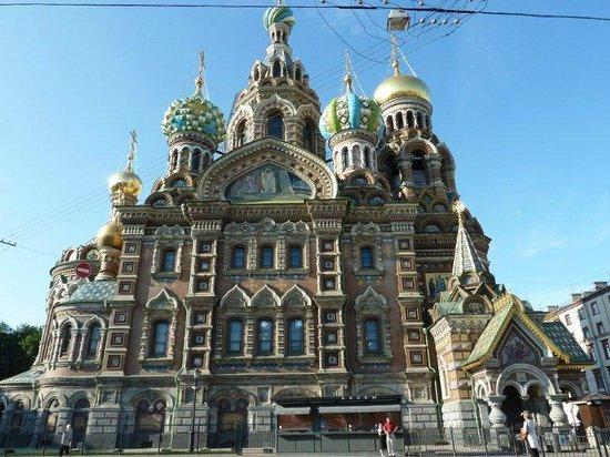 Cathédrale Saint-Basile-le-Bienheureux de Moscou : St. Basil's Cathedral