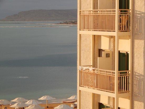 Lot Spa Hotel: С балкона