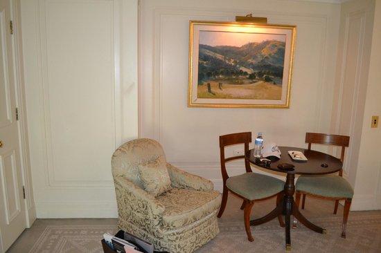 The Langham, Sydney : The room