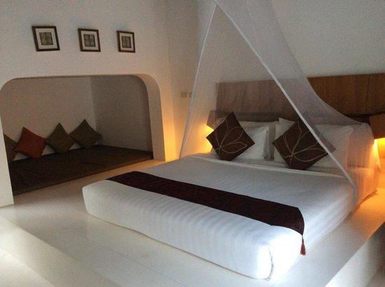 Mimosa Resort & Spa: View of Villa Spa Pool bedroom